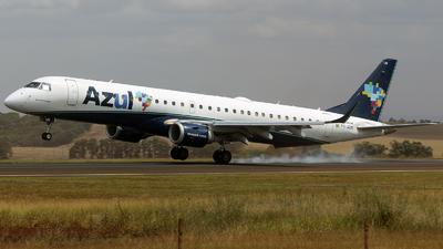PR-AUN - Embraer 190-200IGW - Azul Linhas Aéreas Brasileiras