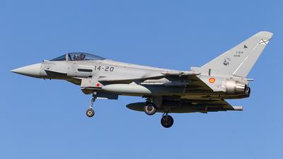C.16-61 - Eurofighter Typhoon EF2000 - Spain - Air Force