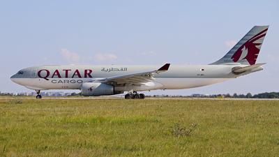 A7-AFH - Airbus A330-243F - Qatar Airways Cargo