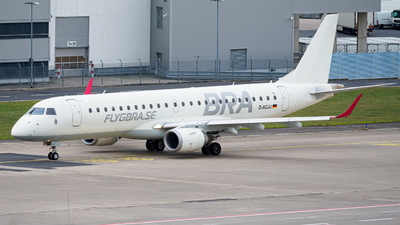 D-ACJJ - Embraer 190-100LR - Braathens Regional (German Airways)