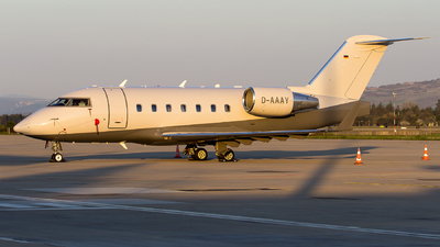 A picture of DAAAY - Bombardier Challenger 604 -  - © Yigit Cicekci
