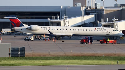 N337PQ - Bombardier CRJ-900LR - Delta Connection (Endeavor Air)