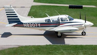 A picture of N8207Y - Piper PA30 Twin Comanche - [301333] - © Jeremy D. Dando