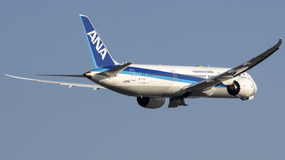 JA884A - Boeing 787-9 Dreamliner - All Nippon Airways (Air Japan)