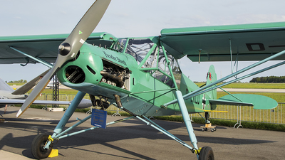 D-EKLU - Fieseler Fi156C-3 Storch - Private