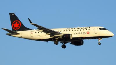 A picture of CFEJB - Embraer E175SU - Air Canada - © WorldTraveler225