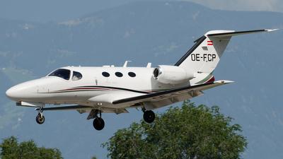 OE-FCP - Cessna 510 Citation Mustang - ABC Bedarfsflug