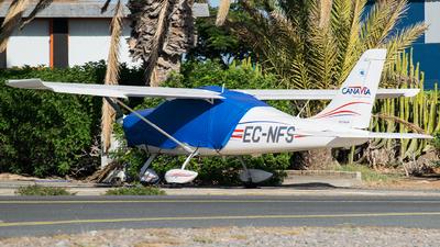 EC-NFS - Tecnam P2008JC - Canavia
