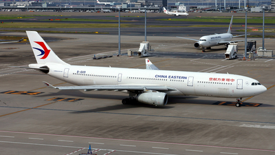 B-6119 - Airbus A330-343 - China Eastern Airlines