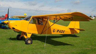 A picture of GPADE - Just Escapade 912(2) - [BMAA/HB/369] - © Alan P Cookson