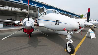 OK-DSH - Beechcraft C90 King Air - Delta System-Air