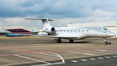 N630GA - Gulfstream G650ER - Gulfstream Aerospace