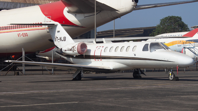 VT-NJB - Cessna 525A CitationJet 2 - Private