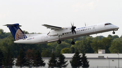 N356NG - Bombardier Dash 8-Q402 - United Express (Republic Airlines)