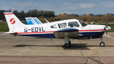 G-EDVL - Piper PA-28R-200 Cherokee Arrow II - Private