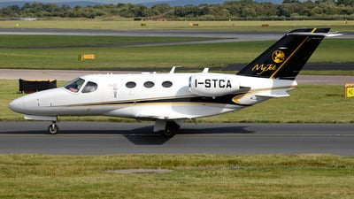 A picture of ISTCA - Cessna 510 Citation Mustang -  - © David Oates