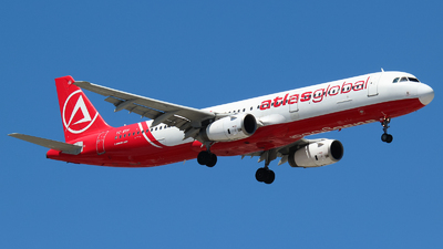 TC-ETF - Airbus A321-231 - AtlasGlobal