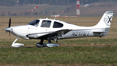 N217ET - Cirrus SR22-GTSx G3 - Private