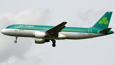 EI-DVG - Airbus A320-214 - Aer Lingus