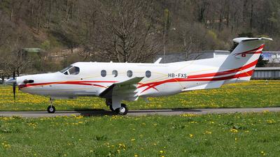 HB-FXS - Pilatus PC-12/47E - Private