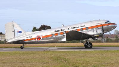 VH-TMQ - Douglas DC-3 - Southern Cross Air Tours