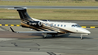 ZS-MPD - Embraer 505 Phenom 300E - Private