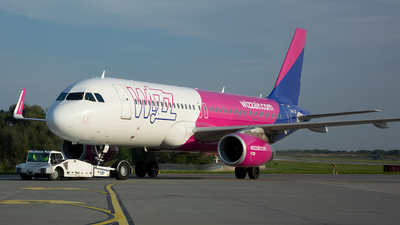 A picture of HALYQ - Airbus A320232 - Wizz Air - © Vasia Mechanic