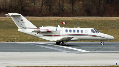 D-ISLT - Cessna 525A CitationJet CJ2 - Sylt Air
