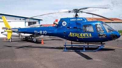 TI-BJO - Eurocopter AS 350B2 Ecureuil - Aerodiva