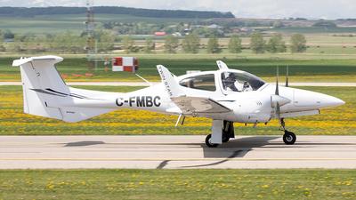 C-FMBC - Diamond DA-42 Twin Star - Private