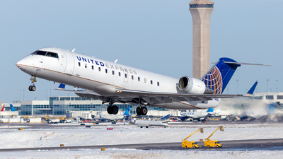 N877AS - Bombardier CRJ-200LR - United Express (SkyWest Airlines)