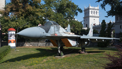 4111 - Mikoyan-Gurevich Mig-29G Fulcrum - Poland - Air Force