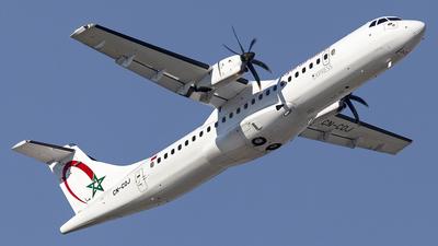 CN-COJ - ATR 72-212A(600) - Royal Air Maroc Express