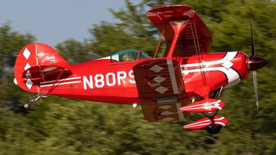 N80PS - Pitts S-2S Special - Private