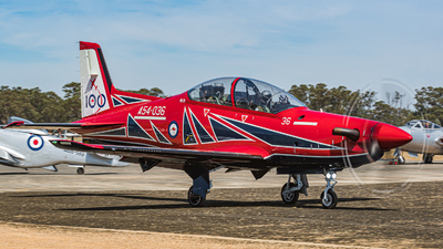 A54-036 - Pilatus PC-21 - Australia - Royal Australian Air Force (RAAF)