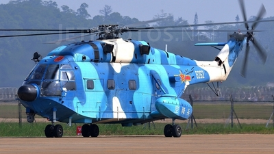 6262 - Changhe Z-8 - China - Air Force