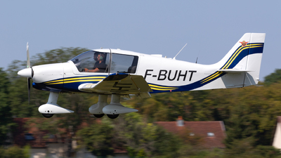 A picture of FBUHT - Robin DR400/140 - [808] - © Jesse Vervoort