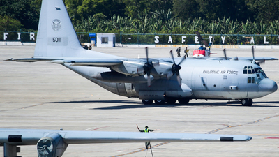 5011 - Lockheed C-130T Hercules - Philippines - Air Force