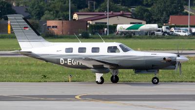 D-EGMG - Piper PA-46-350P Malibu Mirage/Jetprop DLX - Private