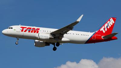 PR-MYY - Airbus A320-214 - TAM Linhas Aéreas
