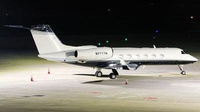N7777N - Gulfstream G450 - Private