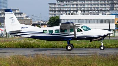 JA889N - Cessna 208 Caravan 675 - Kyoritsu Air