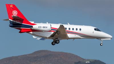 EC-NKH - Cessna Citation Latitude - Private