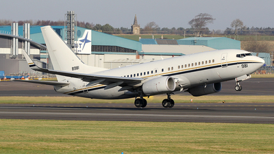 168981 - Boeing C-40A Clipper - United States - US Navy (USN)