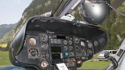HB-ZRK - Eurocopter EC 135T1 - Air Glaciers