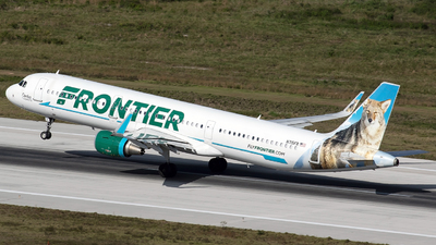 N715FR - Airbus A321-211 - Frontier Airlines