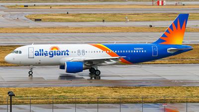 N280NV - Airbus A320-214 - Allegiant Air