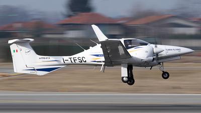 I-TFSC - Diamond DA-42 Twin Star - Turin Flying School