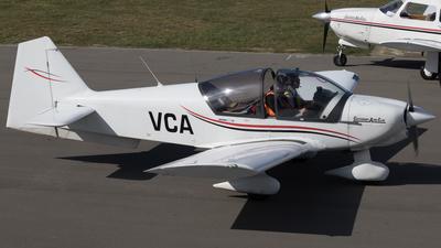 ZK-VCA - Alpha Aviation 160A - Aero Club - Canterbury