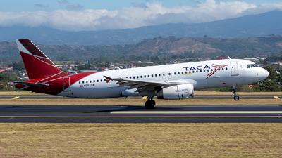 N683TA - Airbus A320-233 - TACA International Airlines
